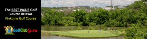 the best bargain value budget golf course in Iowa city, IA