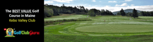 the best bargain value budget golf course in maine
