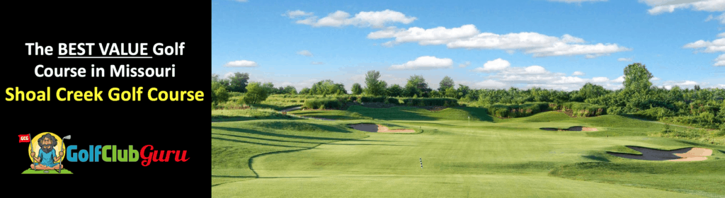 the best golf courses in kansas city missouri MO