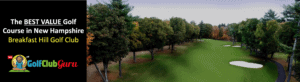 the best value budget bargain golf course in new hampshire greenland breakfast hill golf club