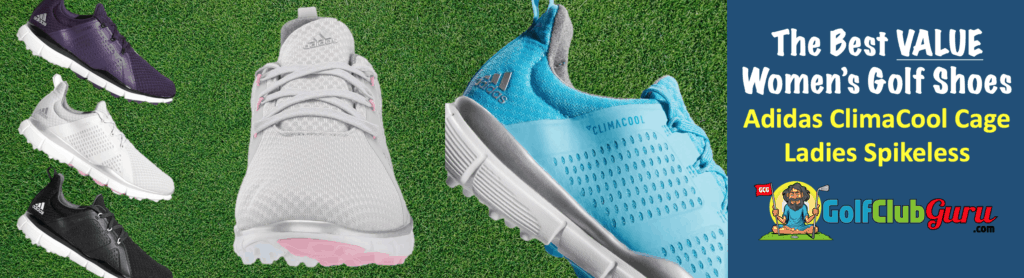 the best value on a budget womens golf shoes adidas climacool cage shoes