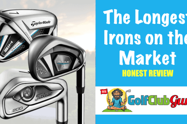 the longest iron sets in golf