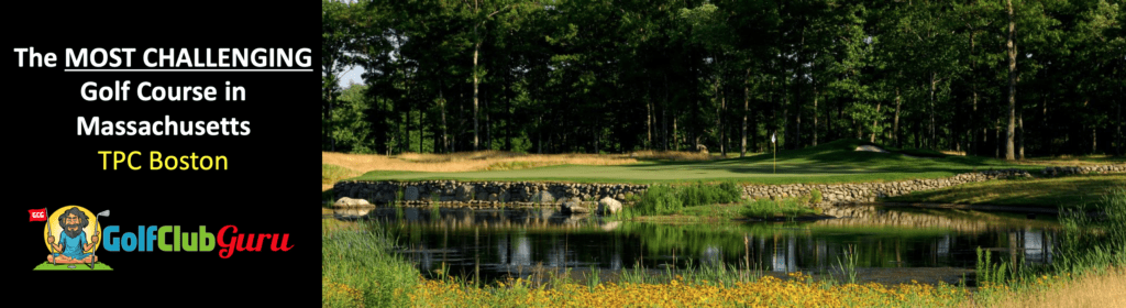 tee times for tpc boston golf course hardest