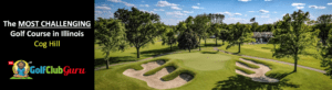 the hardest longest most challenging golf course in illinois