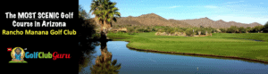 the most scenic beautiful golf course public private arizona
