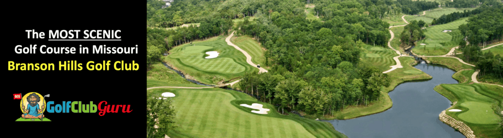 the most beautiful golf course views in missouri branson