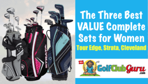 the best bargain value budget womens golf clubs complete sets full 2020