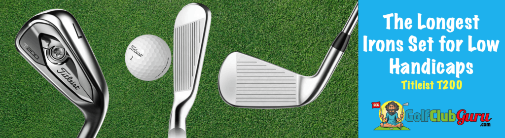 the longest irons for low handicap golfers high swing speeds