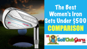 the top ladies irons sets under $500 comparison