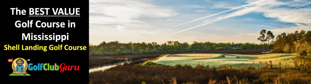 shell landing golf course review tee times deals