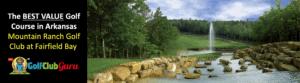 the best bargain discount value budget golf course in arkansas fairfield bay mountain ranch golf club