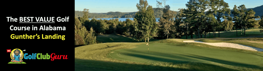 the best bargain golf course in alabama AL