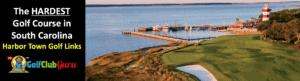 harbor town golf links golf course SC