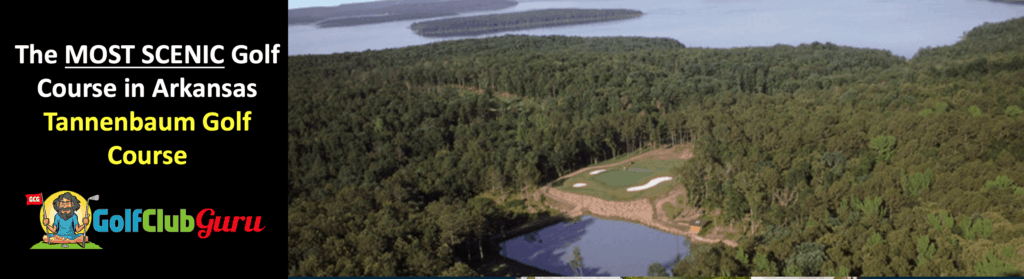 the most beautiful golf course in arkansas views