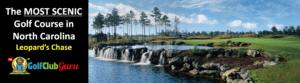 the most scenic beautiful golf course in north carolina NC