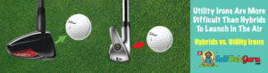 hybrid vs long iron utility iron comparison