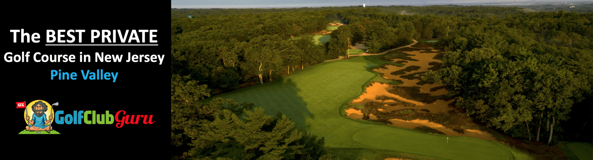 the best private golf club in new jersey pine valley ...