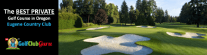 the best private golf course in oregon