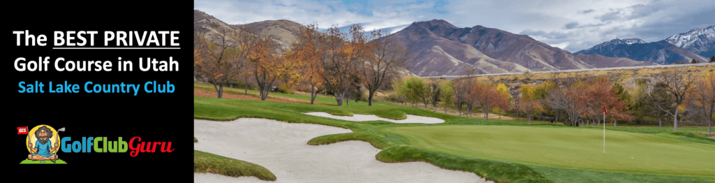 salt lake country club in utah pictures tee times pricing