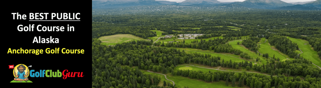 the best golf course in anchorage alaska anchorage golf course reviews pictures