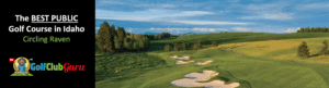 the best golf course in idaho open to the public