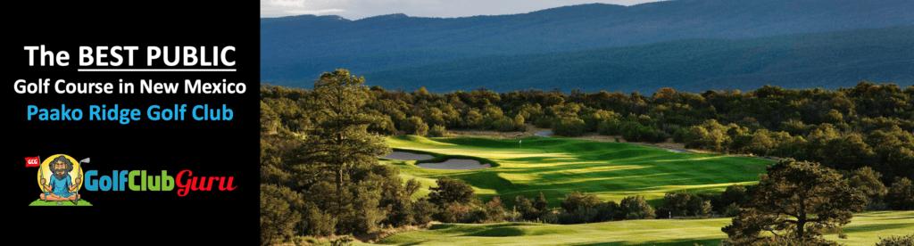 paako ridge golf club tee times review photos