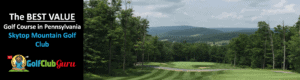 skytop mountain golf club review tee times