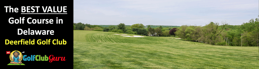 the best budget golf course for the money deerfield golf club