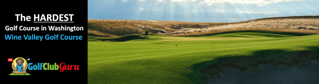 wine valley golf course tee times pictures in walla walla washington