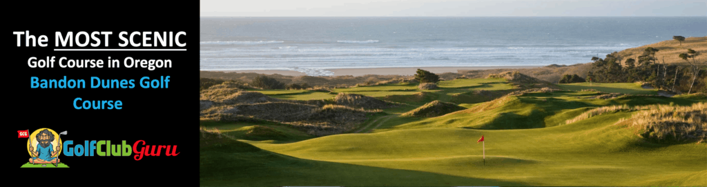 the most scenic oceanside golf course in oregon brandon dunes golf course tee times
