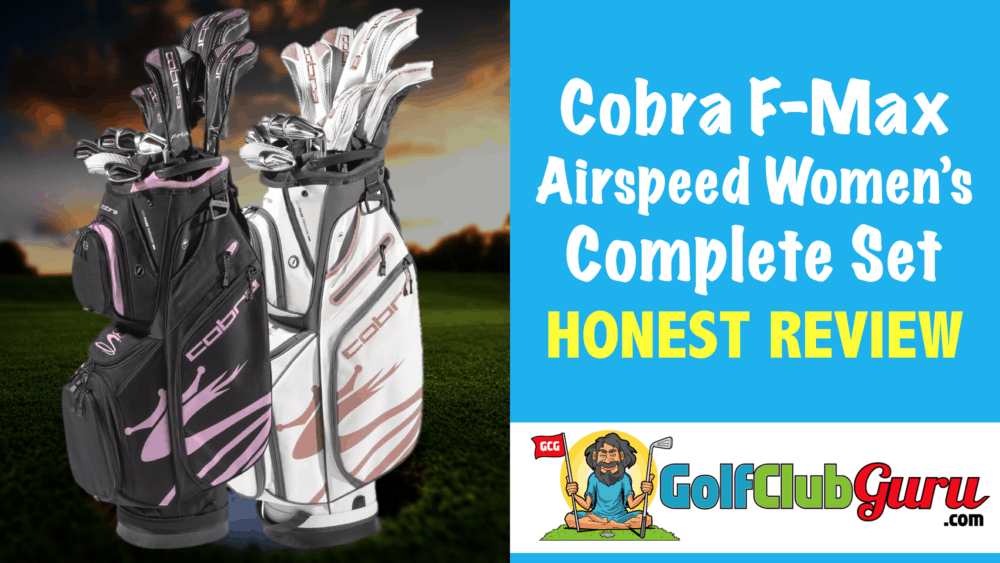 The best complete set of golf clubs for women seniors ladies females