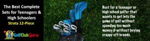 the best golf clubs set for high school golfer