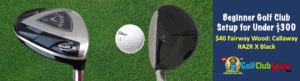 fairway wood for teenager
