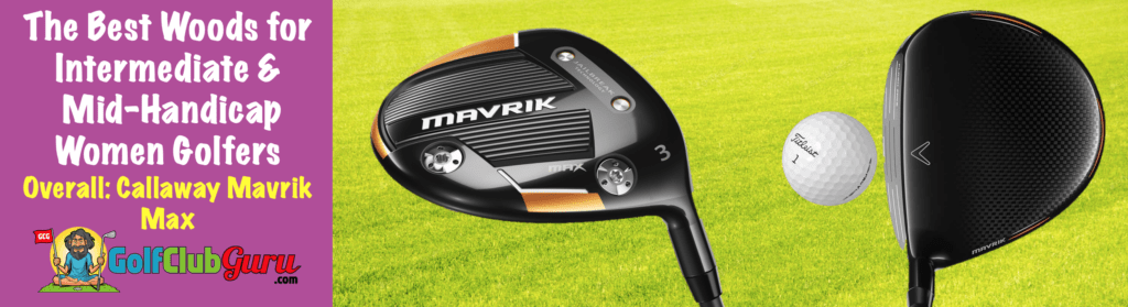 the best performing fairway woods for women
