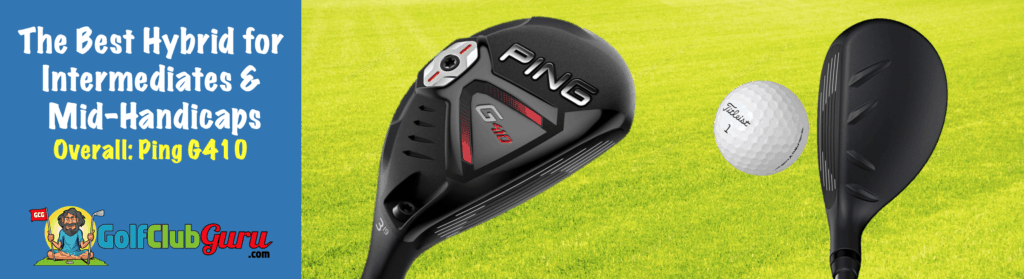 the best hybrid for intermediate mid handicap golfer 2020