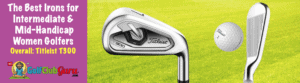 the best womens irons set for mid handicap golfers lady