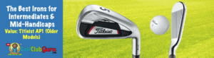 the best iron sets for the money intermediate golfer