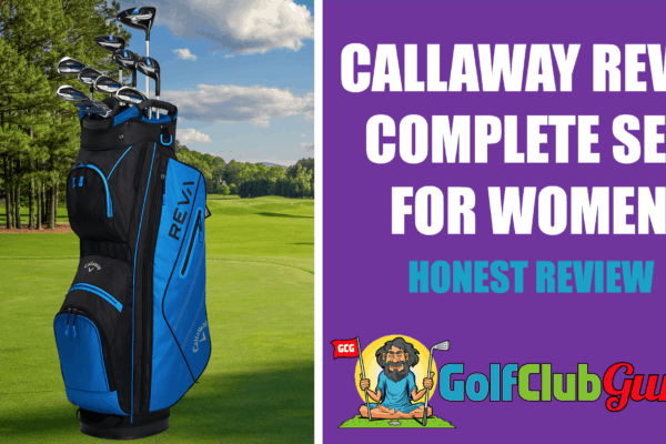 highest quality complete set of golf clubs for women 2020