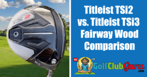 Titleist tsi2 vs tsi3 comparison differences 2020