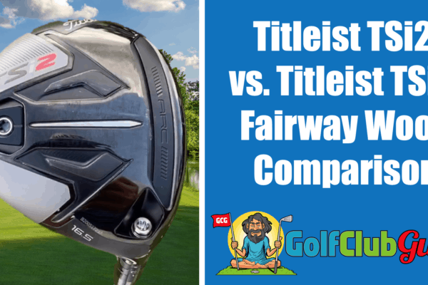 Titleist tsi2 vs tsi3 comparison differences 2020