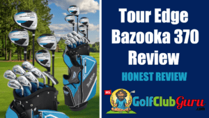 tour edge bazooka 370 golf club pictures pros cons price pictures