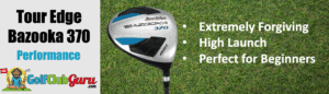 super forgiving complete set of golf clubs for beginners