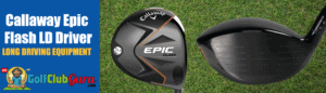 the longest Callaway driver 5 degree loft epic flash ld