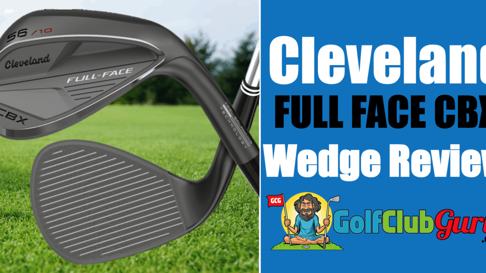 honest review of cleveland full face wedge pros cons price pictures