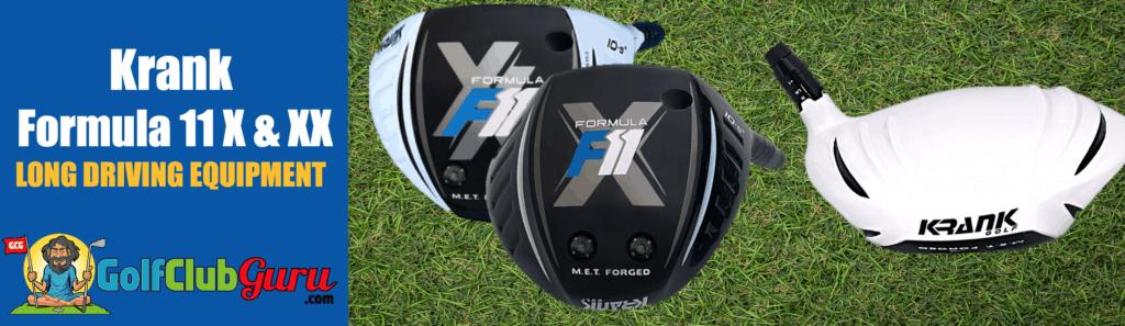 krank formula 11x 11xx driver review pros cons price