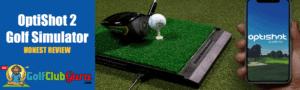 optishot 2.0 2 home golf simulator review best value under $500 $1000
