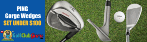 most durable wedge under 100 ping gorge