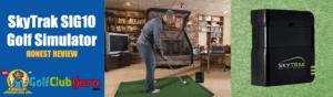 skytrak golf simulator review sig10 sig12