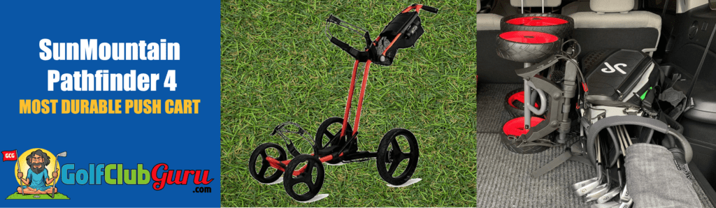 the most durable push cart