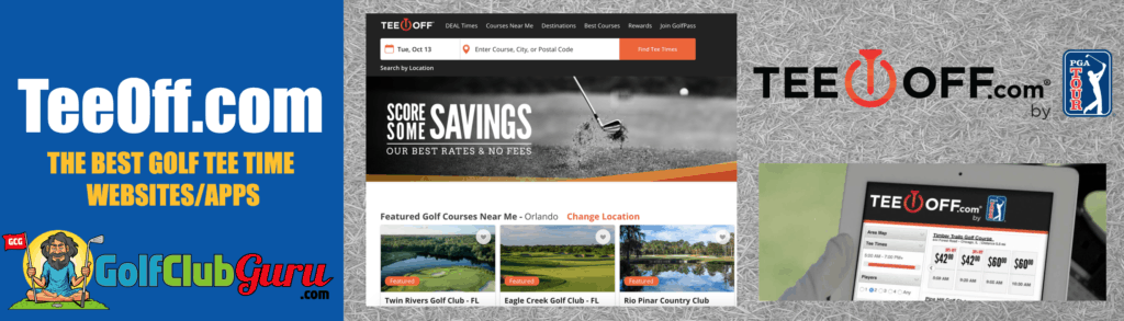 teeoff review discounts deals golf tee times 2020